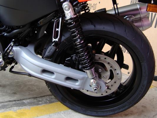 XR1200 rear disk