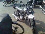 Honda Win 100 Bandung