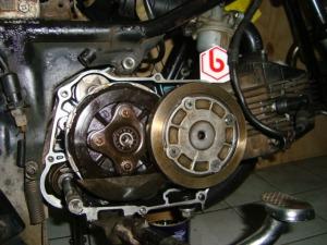 bengkelsepedamotor filter oli sentrifugal