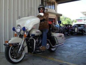 bengkelsepedamotor HARLEY POLICE