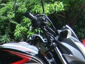 bengkelsepedamotor pull pull throttle